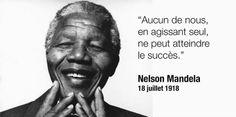 Le succès n'est malheureusement pas garanti quand l'homme agit en groupe ou société....