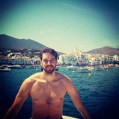 Pau Gasol on vacation.... ;-)