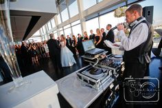 Ventana's is one of favorite venues to perform an event at...the view of the city is absolutely amazing!