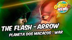 The flash   Arrow   Tiveram audiência baixa