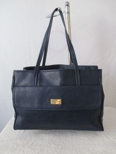Tommy Hilfiger Handbag Tote Color Blue 6932852 423 Retail Price $ 99.00 #TommyHilfiger #Totes