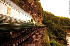 7 train trips of a lifetime. Luxury train travel! Who would have thought it!