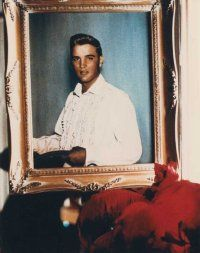 The one constant in Elvis Presley's early life was the unconditional love and support of his parents, Gladys and Vernon.