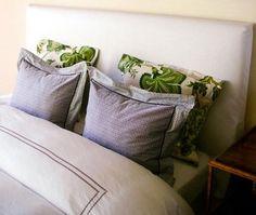 Tête de lit personnalisée