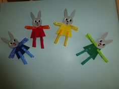 «Веселые прищепки»— игры для развития мелкой моторики рук и пальцев. - Для воспитателей детских садов - Маам.ру