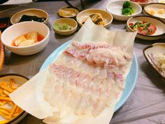 Really fresh raw fish 2  #sashimi