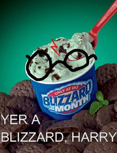 Blizzard of the month!
