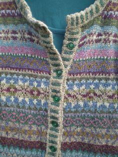 Ravelry: Project Gallery for Orkney pattern by Marie Wallin Fair Isle Knitting Patterns, Knitting Designs, Knit Patterns, Knitting Projects, Knitting Tutorials, Stitch Patterns, Rowan Knitting, Free Knitting, Sock Knitting