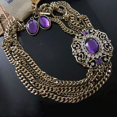 Statement Jewelry JGX-107 USD23.62, Click photo for shopping guide and discount