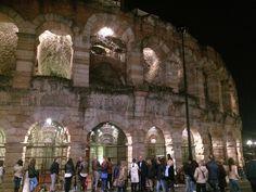 L'Arena di Verona #arte #musica #travel #cultura #love