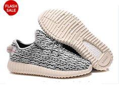 3b699ebbe Adidas Yeezy Boot GS - Chaussure de Adidas Pas Cher Pour Femme Enfant  Gris Blanc