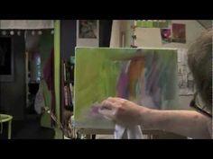 Mixing Acrylic Colors - YouTube