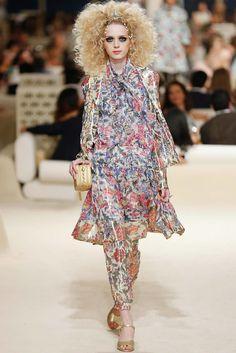 Chanel Resort 2015 Fashion Show - Esmeralda Seay-Reynolds