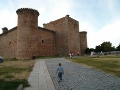 Castillo del Barco de Avila