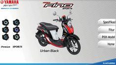 Yamaha Fino Fi