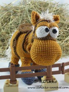 Herbert the horse.