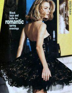 Elle Us February 1991