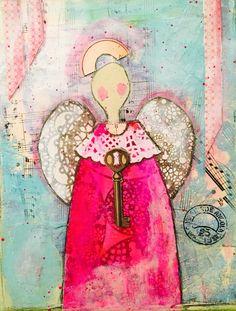 angel work #whimsyville 2015