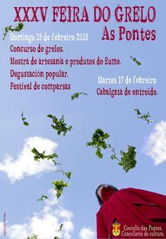 Feira do Grelo - As Pontes (A Coruña) Mes de Febreiro