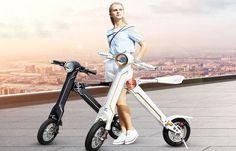 On pourrait se demander ce que fait cet E-scooter électrique chez Cobra, et pourtant, tourné vers l'innovation, l'énergie durable et les nouvelles inventions nomades, nous avons été séduit par ce scooter électrique compact nouvelle génération. découvrez le Lehe K1 ! #eScooter #Scooter #Lehe #K1 #