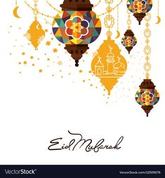 Eid Mubarak arabic muslim card design royalty-free eid mubarak arabic muslim card design stock vector art & more images of allah Muslim Greeting, Eid Mubarak Greeting Cards, Eid Mubarak Greetings, Carte Eid Mubarak, Eid Mubarak Card, Images Eid Mubarak, Eid Mubarak Vector, Ramadan Cards, Eid Cards