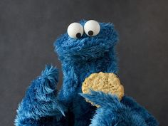 Cookie Monster steals the show in PBS special - Mix - Best Cookies Kermit, Sesame Street Cookies, Sesame Street Muppets, Chesire Cat, Fraggle Rock, Cartoon Sketches, Cartoon Pics, Jim Henson, Cookie Monster