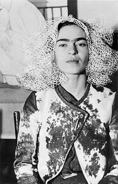 New York City~ to view it as if through the eyes of Frida, NYC, in 1935