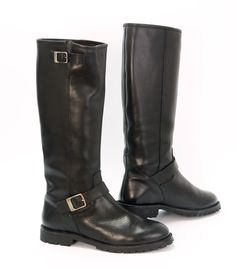 stivali uomo stile biker - biker style men boots