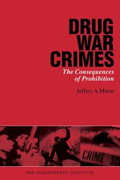 A balanced and sophisticated analysis of the true costs, benefits, and consequences of enforcing drug prohibition is presented in this book. Miron argues that prohibition's effects on drug use have been modest and that prohibition has numerous side effects, most of them highly undesirable. In particular, prohibition is shown to directly increase violent crime, even in cases where it deters drug use. The costs and benefits of several alternatives to the war on drugs are examined.