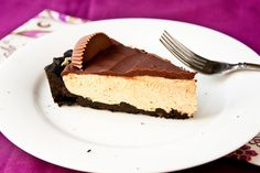 Peanut Butter Cup Tart | Confections of a Foodie Bride