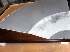 Diorama Grundplatte, Nordschleife Caracciola Karusell, 1:18