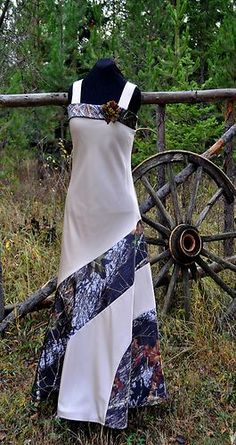 New Camo Wedding Prom Gown Dress Custom Made in The USA | eBay