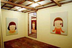 yoshitomo nara + graf, berlin baracke, 2007