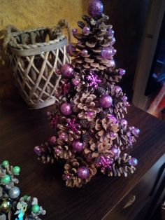 Znalezione obrazy dla zapytania stroiki świąteczne Christmas Tree, Holiday Decor, Home Decor, Teal Christmas Tree, Decoration Home, Room Decor, Xmas Trees, Christmas Trees, Home Interior Design