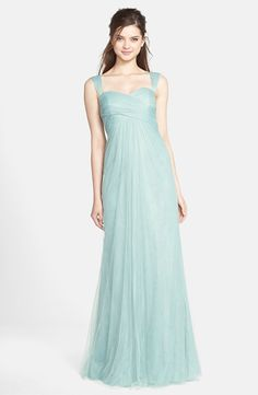 Jenny Yoo 'Willow' Convertible Tulle Gown | Nordstrom