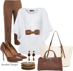 """""""Casual work wear - DanniJo Contest"""" by amabiledesigns on Polyvore"""