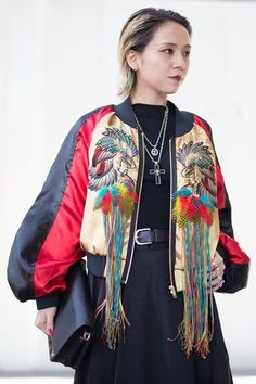 The street style to covet from the streets of Tokyo Fashion Week Japanese Street Fashion, Tokyo Fashion, Cool Street Fashion, Street Chic, Fashion Week, Fashion Looks, Fashion Outfits, Fashion Trends, Vogue Fashion