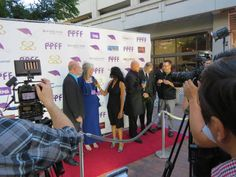 The Good Book producer and director at Pan Pacific Film Festival