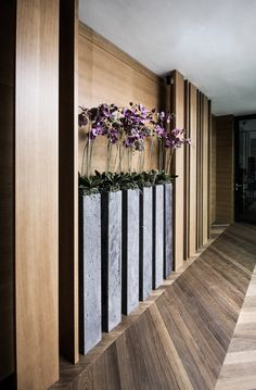 High-End Finishes And Exquisite Decorations In A Luxurious House Corridor Design, Partition Design, Foyer Design, Lobby Design, Entrance Design, Gate Design, Ceiling Design, House Design, Front Wall Design