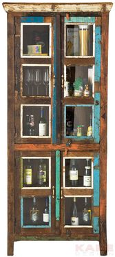 Display Cabinet Old Barn by #KAREDesign