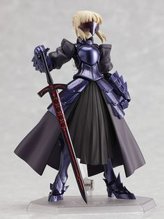 Fate/Stay Night - Saber Alter Figma