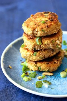 Simple and Easy Tuna Patties
