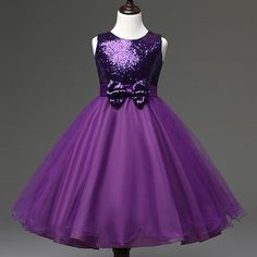 Taylor Dress (Purple, Yellow, Blue)