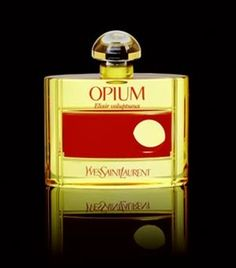 Opium Elixir Voluptueux  Yves Saint Laurent  2008
