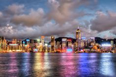 Top 20 Most Colorful Places in the World ~ Hong Kong