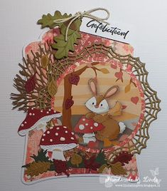 Marianne Design, Daisy, September, Christmas Ornaments, Holiday Decor, Cards, Handmade, Mice, Crafting