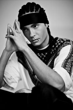 Tom Kaulitz Photograph