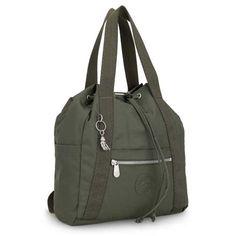 Art Backpack Kipling #backpack #ideas #diy Kipling Backpack, Diy Backpack, Satchel Backpack, Kipling Bags, Small Backpack, Backpack Straps, Black Backpack, Work Tote, Medium Tote