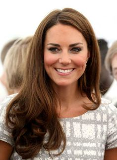 Kate Middleton sourire