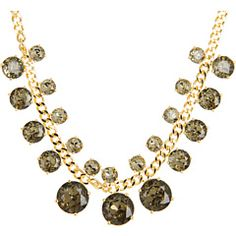 Kate Spade New York  Crystal Court Short Necklace